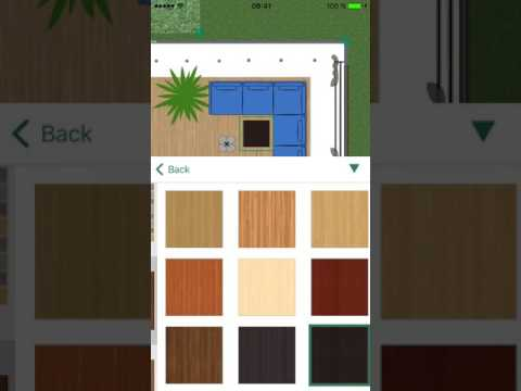Planner 5D for iPhone Preview Video