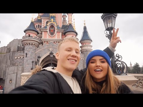 COME TO DISNEYLAND PARIS WITH ME// VLOG AUTUMN 2018 | Adina May