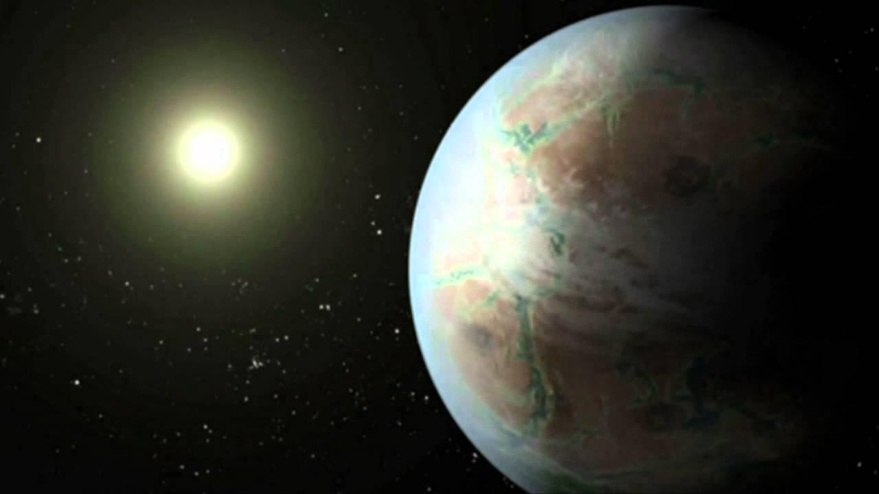 """NASA's Kepler discovered Earth-like planet """"Kepler-452b ..."""
