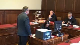 Tárgyalás másodfokon Dr. Papp Lehel György perében