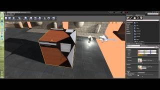 Уроки Unreal Engine 4 - Развертка для LightMap (Урок неактуален)