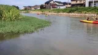 第12回通船川松崎地区三世代交流会