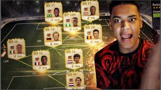 OMG FULL LEGENDS TEAM!!! FIFA 15 Thumbnail