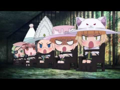 Witch Craft Works ED Ending HD