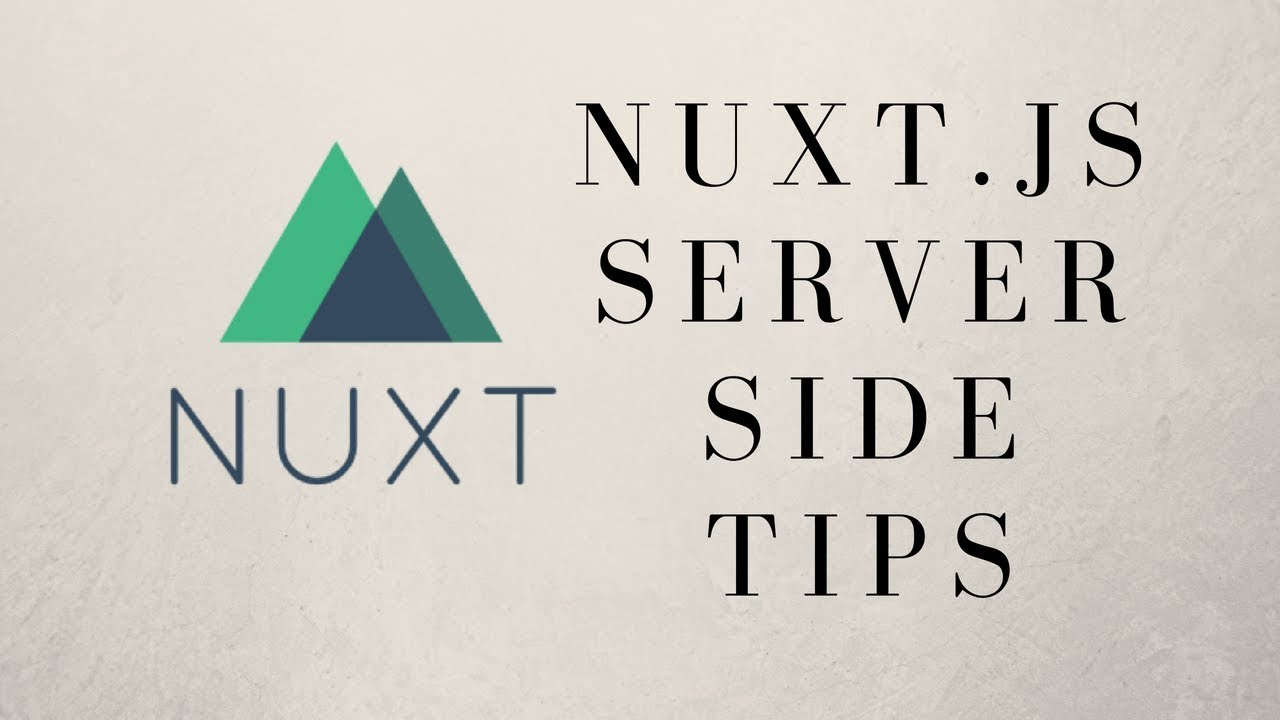 Why You Should Learn Server Middleware with Nuxt js! A step-by-step  tutorial!