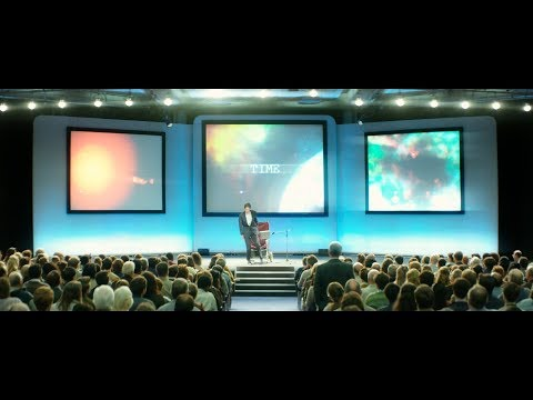 La TEORÍA del TODO (Stephen Hawking Camina) Increíble escena!!! [1080p] HD R.I.P :(