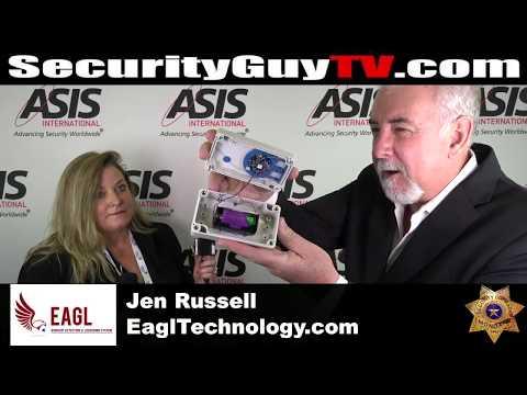 EAGL Emergency Automatic Gunshot Lockdown System