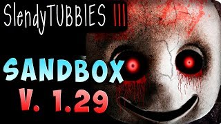 1.29 ОБНОВЛЕНИЕ! SANDBOX! SOLO MULTIPLAYER Slendytubbies 3 ТЕЛЕПУЗИКИ на русском языке #32
