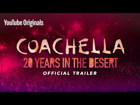 Official Trailer | Coachella: 20 Years in the Desert | YouTube Originals