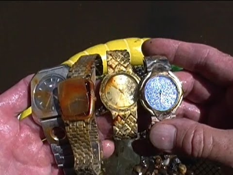 Stolen River Loot: Watches, Plus Vintage 14K Engagement Gold With DIAMONDS!!!