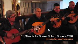 Misas de los Gozos de Galera (Granada)