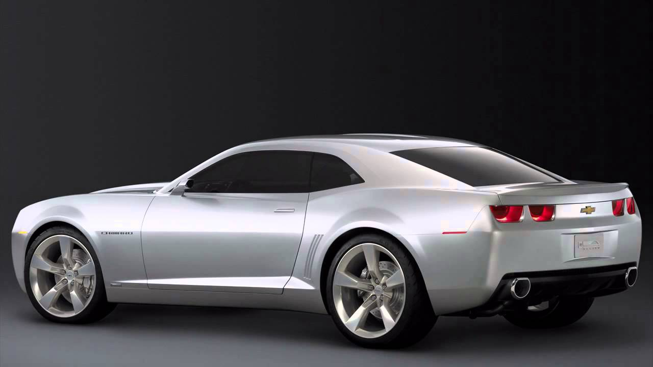 2006 Chevy Camaro >> Chevrolet Camaro 2006 Concept Youtube