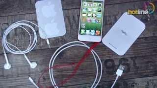 Обзор Apple iPod touch (5Gen)