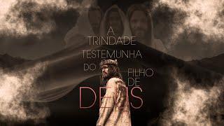 IPMN -- TEMA: A TRINDADE TESTEMUNHA DO FILHO DE DEUS. - SEMINARISTA : CAIO CRUZ.