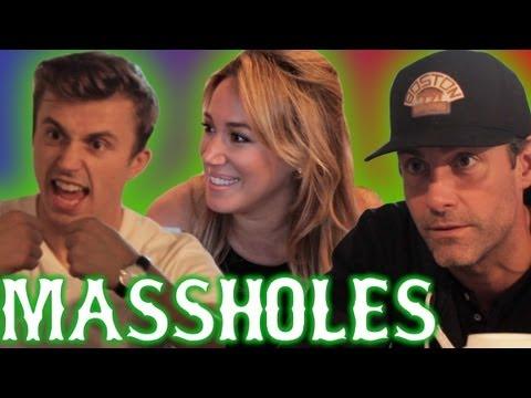 Massholes Episode 7: Brokeback Boston featuring Haylie Duff & Jay Harrington