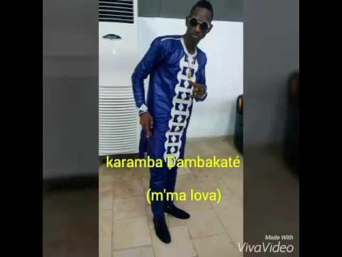 Karamba Dambakaté -M'ma Lova