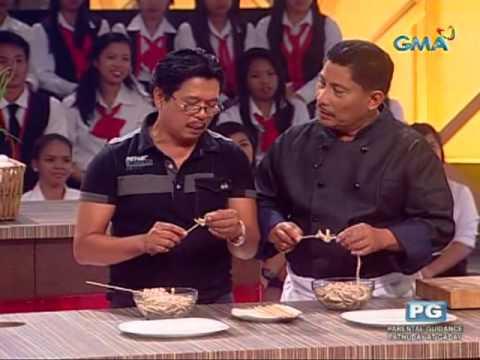 Kusina Master: Mang Larry vs. Chef Boy