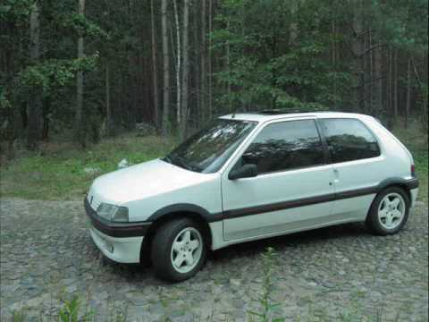 Peugeot 106 xsi youtube for Interieur 106 xsi