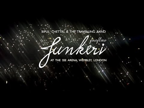 Bipul Chettri & The Travelling Band - Junkeri (Live at Wembley Arena, London)