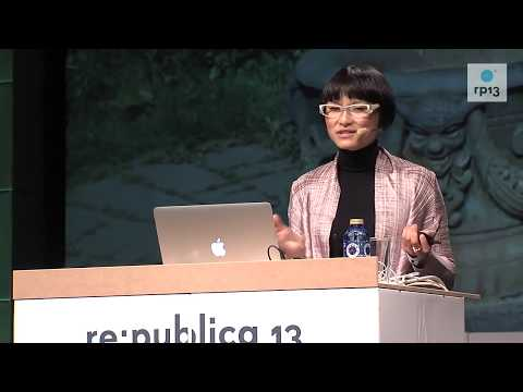 re:publica 2013 - Lisa Ma: Speculative Design on YouTube