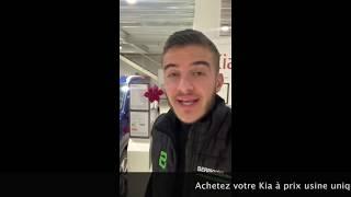 Vente de Kia à prix usine// Vente de voiture à prix coutant