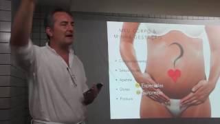 Pressão gravidez sentindo na a vulva durante