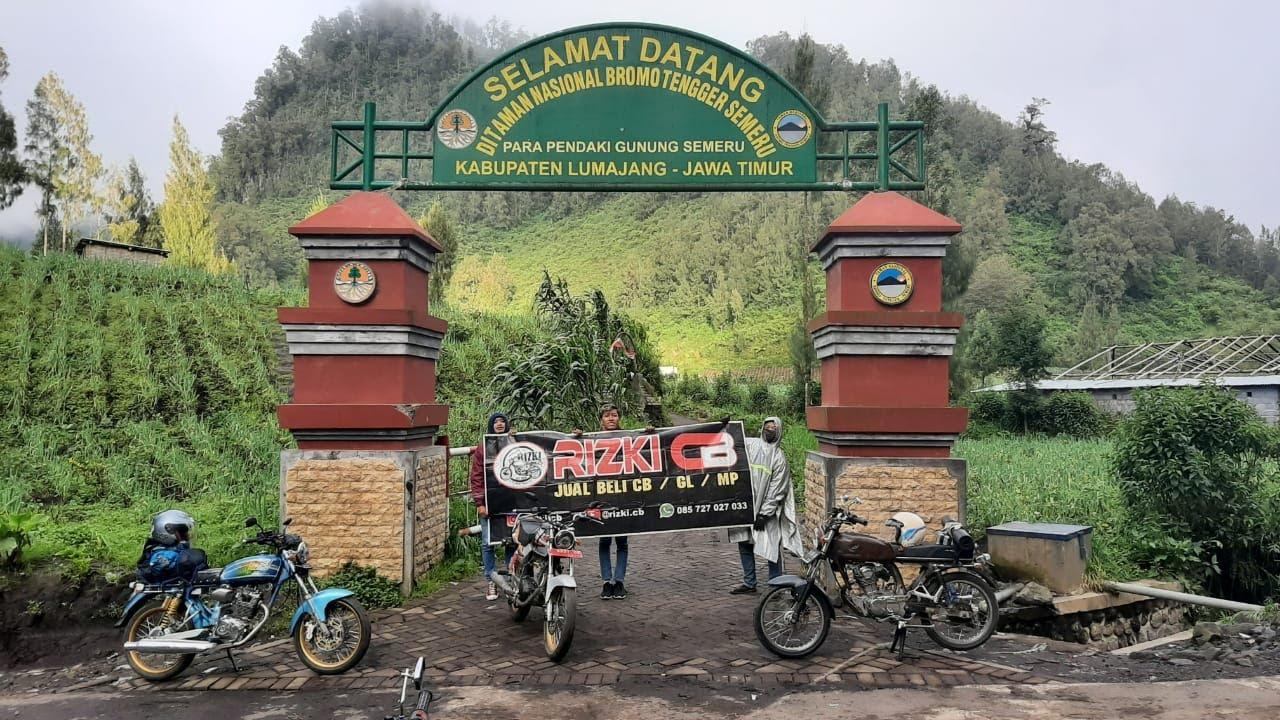 RizkiCB Road To Lumajang - Bromo !!!!! Part1