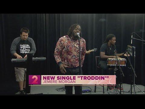 Jemere Morgan performs new single,