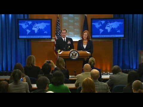 Daily Press Briefing: October 16, 2014