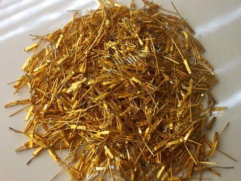Золото 99% в разъемах СНП.