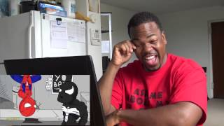 GHETTO SPIDER-MAN REACTION!!!