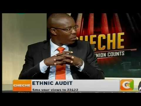Cheche: Ethnic Audit [part 2]