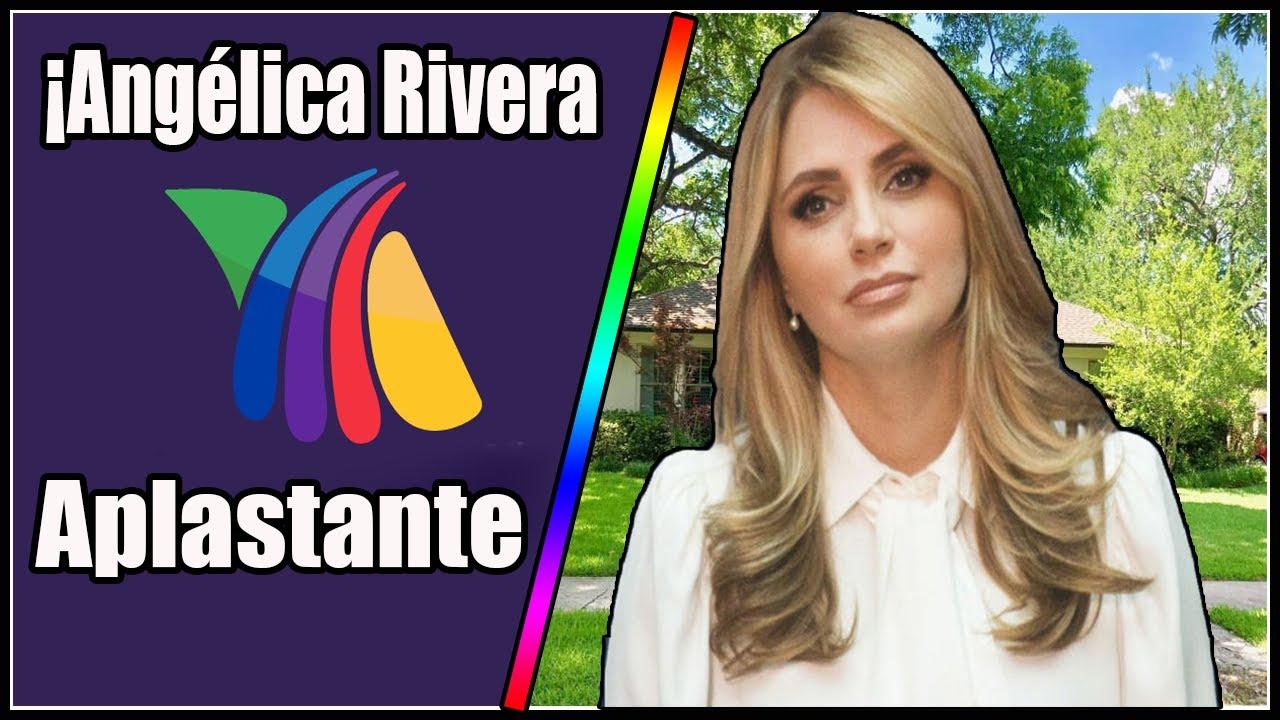 Angélica Rivera la Gaviota se Pronuncia en Contra y hace pasar Verguenza a esta Programadora