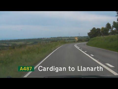 [GB] A487: Cardigan to Llanarth