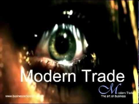 Modern Trade Art of Business