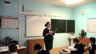Урок английского языка, Старцева_А.В., 2015