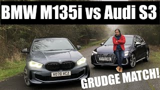 BMW M135i vs NEW Audi S3 - SHOCK VERDICT?