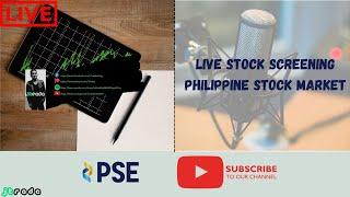 JTrade Live Stock Trading and Screening: May 10, 2021
