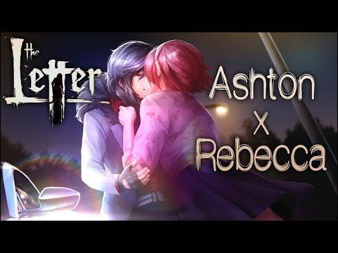 The Letter (Horror Visual Novel) - Epilogue Guides | Ashton x Rebecca