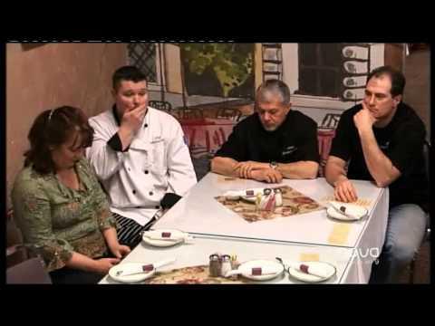 Pesadilla en la cocina 2x02 Giuseppis