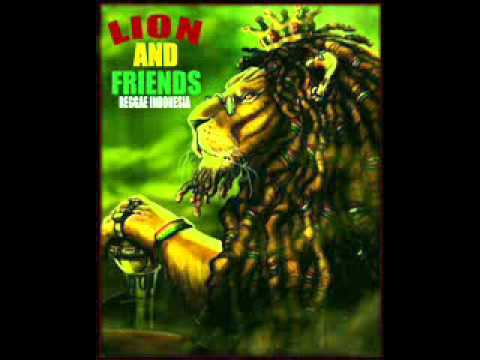 Lion and freind - dedeku sayang by:bayel