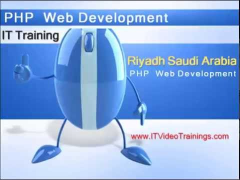 PHP Web Development (Home Base) Training in Riyadh