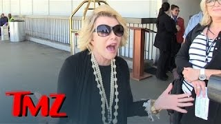 Joan Rivers -- GOES OFF on Epic Israel/Palestine Rant