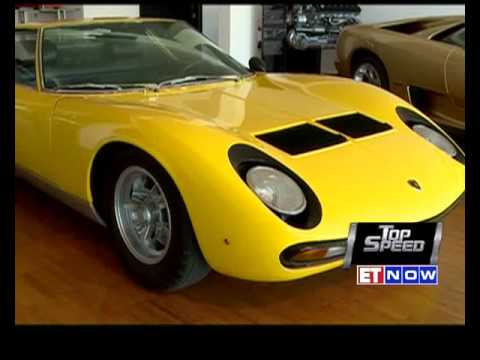 Top Speed - Going In Style - Lamborghini Museum