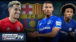 Holt Barça Coutinho frühzeitig zurück? – Suche nach Suárez-Ersatz | TRANSFERMARKT