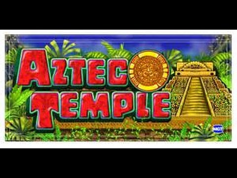 Aztec Temple Slot Machine