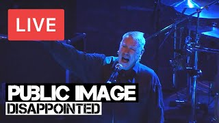 Public Image Ltd | Disappointed LIVE | Shepherd