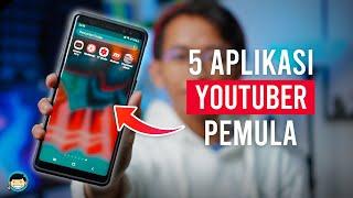 5 Aplikasi Wajib Youtuber Pemula   BANGTOP #4 screenshot 2