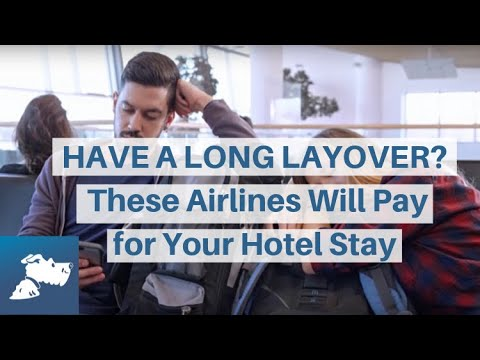 Have A Long Layover? These Airlines Will Pay For Your Hotel Stay | Airfarewatchdog