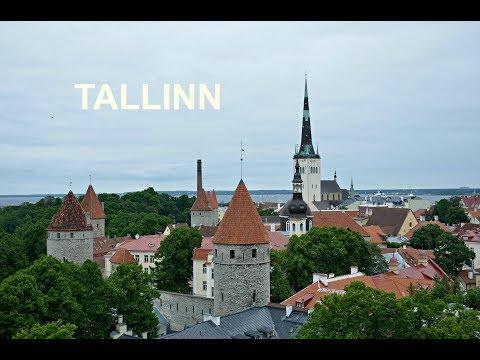 TALLINN (Old Town) - Estonia [HD]